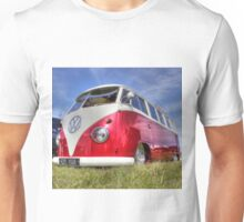 Shiny Red Camper Unisex T-Shirt