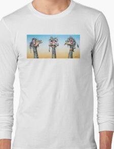 The Rainbow Tribe Long Sleeve T-Shirt