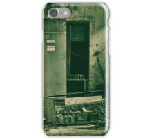 Abandoned Hallway iPhone Case/Skin