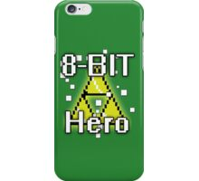 8-Bit Hero iPhone Case/Skin