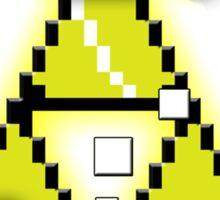 8-Bit Hero Sticker