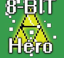 8-Bit Hero by codrew