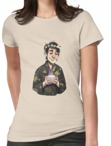 Calm Ozzie Womens Fitted T-Shirt