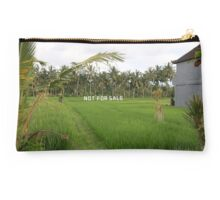 Not For Sale. Ubud, Bali. Studio Pouch