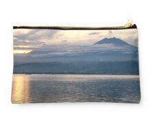 Sundown. Bali Strait. Studio Pouch
