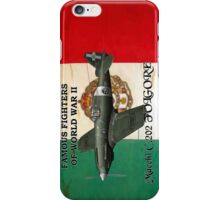 Famous Fighters - C.202 Folgore iPhone Case/Skin