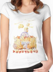 humongous Women's Fitted Scoop T-Shirt