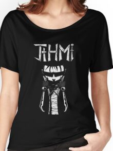 johnny the homicidal maniac jthm Women's Relaxed Fit T-Shirt