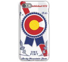 Colorado PBR 2.0 iPhone Case/Skin