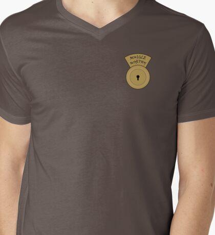 Muggle worthy Mens V-Neck T-Shirt