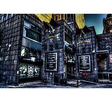 Gotham Town Photographic Print