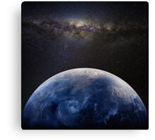 Planet Earth. Canvas Print