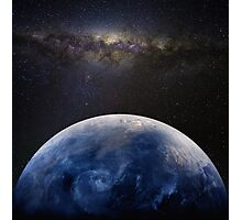 Planet Earth. Photographic Print