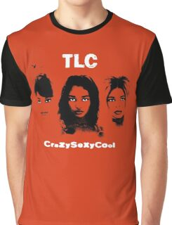 TLC CrazySexyCool Graphic T-Shirt