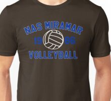 Top Gun - Nas Miramar Volleyball 1986 Unisex T-Shirt