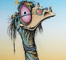Happy Hippy by John  Murray