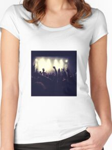 Anticipation Women's Fitted Scoop T-Shirt