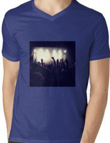 Anticipation Mens V-Neck T-Shirt