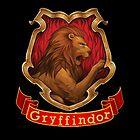 Gryffindor by catkoebsch