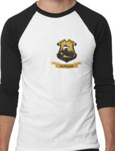 Hufflepuff Men's Baseball ¾ T-Shirt