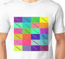 Colourful Bassoon Lover Unisex T-Shirt