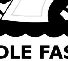 Funny T shirt cool t shirt funny shirt geeky tshirt canoe nerd t shirt tee shirt(also available on crewneck sweatshirts and hoodies) SM-5XL Sticker