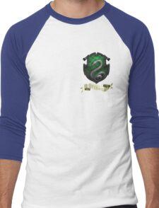 Slytherin Men's Baseball ¾ T-Shirt