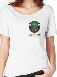 Slytherin Women's Relaxed Fit T-Shirt