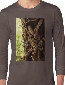 Enchanted forest. Natural photography print Long Sleeve T-Shirt