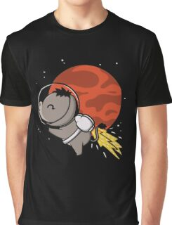 Get your ass to mars Graphic T-Shirt