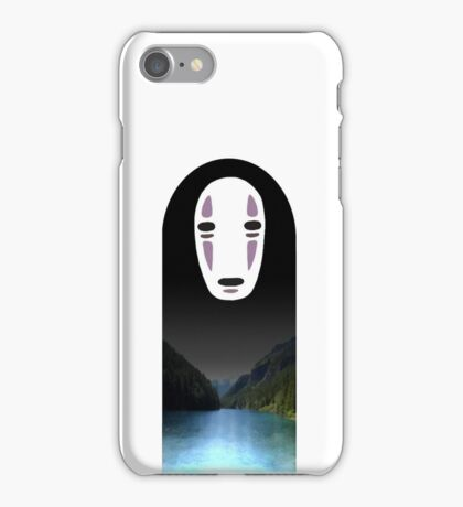 No Face- Spirited Away iPhone Case/Skin