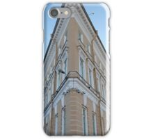 sharp corner of the building iPhone Case/Skin