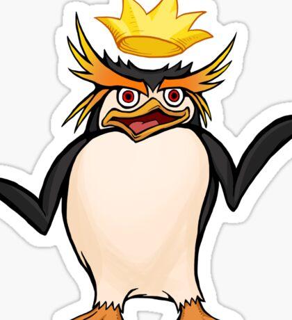 King Penguin - Royal Expression Sticker