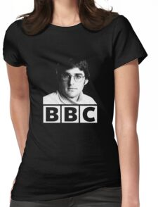 Louis Theroux 90s Young Womens Fitted T-Shirt