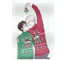 A Very Victuuri Christmas Poster