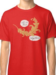 Birds of a feather Classic T-Shirt