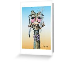 Peace Man Greeting Card