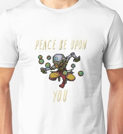 Peace be upon you Unisex T-Shirt