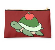 Apple Turtle Studio Pouch
