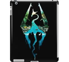Skyrim Live iPad Case/Skin