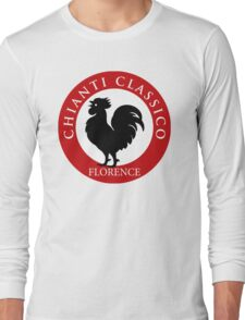 Black Rooster Florence Chianti Classico  Long Sleeve T-Shirt