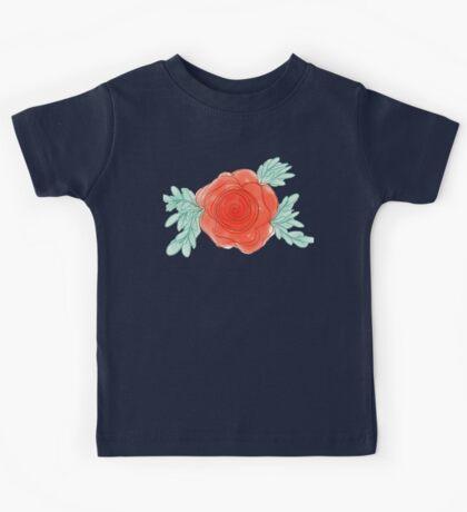 Blush Rose Kids Tee