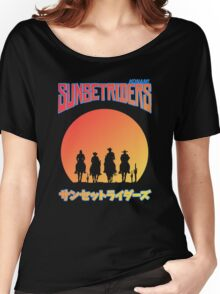 Sunset Riders Women's Relaxed Fit T-Shirt