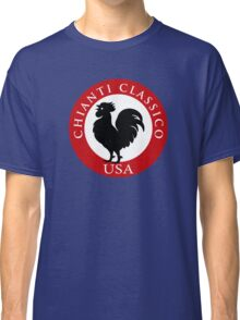 Black Rooster USA Chianti Classico  Classic T-Shirt