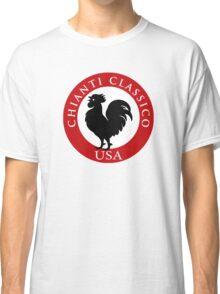 Black Rooster USA Chianti Classico  Classic T-Shirt