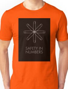 Safety In Numbers Unisex T-Shirt