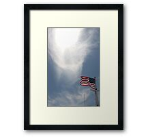 The Jersey Shore 24 Framed Print