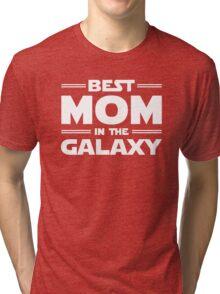 Best Mom Parody Star Wars Style Tri-blend T-Shirt