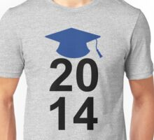 Graduation Class of 2014 High School College Senior Gift T-Shirt for Juniors Unisex T-Shirt