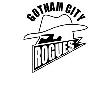 Gotham City Rogues Photographic Print